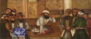 کریم خان-زند-آقا-محمد-خان-قاجار-تهران-شناسی-tehranshenasi-