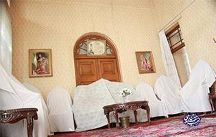 اتاق پروین اعتصامی- تهران شناسی