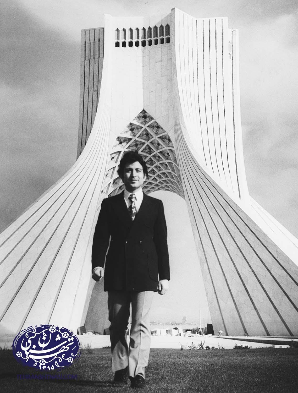 حسین امانت-برج آزادی-تهران شناسی