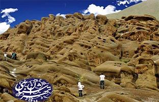 تپه ارواح وردیج - تهران شناسی