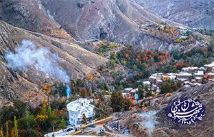چشم انداز واریش - تهران شناسی