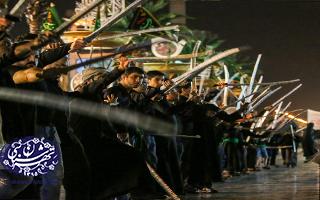 عزای شمشیر(عزاء المشق)_تهران شناسی