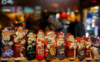 عروسک های بابا نوئل