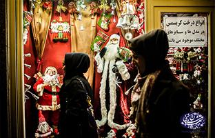 فروش لوازم کریسمس- تهران شناسی
