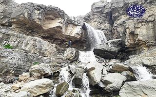 آبشار واریش_تهران شناسی